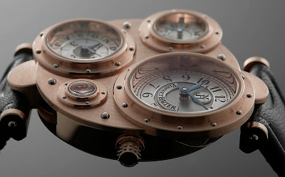 The Clone of Vianney Halter's One-of-a-Kind Satellarium
