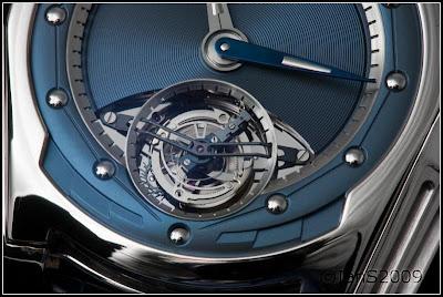 New Releases - De Bethune Dream Watch No.2 Silicon-Titanium Tourbillon 2009