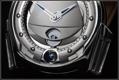 New Releases - De Bethune Dream Watch No.2 Silicon-Titanium Tourbillon 2009