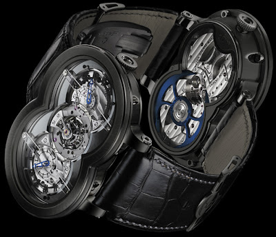 Black Power! Limited Edition MB&F Horological Machine No. 1
