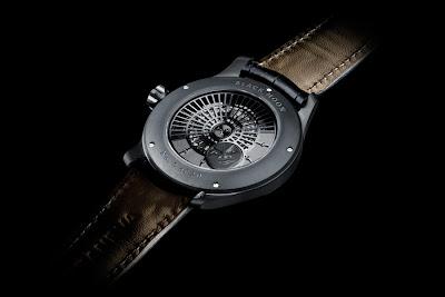 Sarpaneva Watches receives prestigious Red Dot Award for the Korona K3 Black Moon