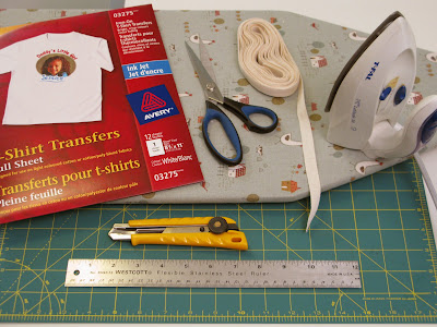 PatchworkPottery: Fabric Labels Tutorial