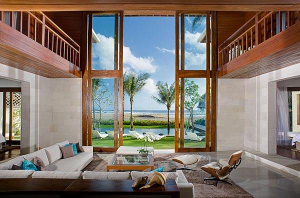 Beach house minimalist home design minimalist home dezine - Beach house living room ...