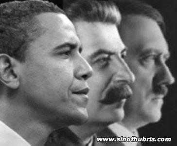 evil trio of history