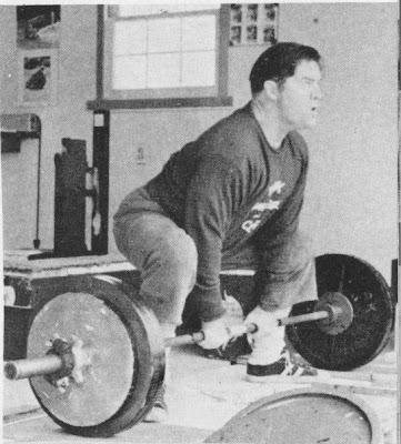 The Tight Tan Slacks of Dezso Ban: The Sumo Deadlift - Don