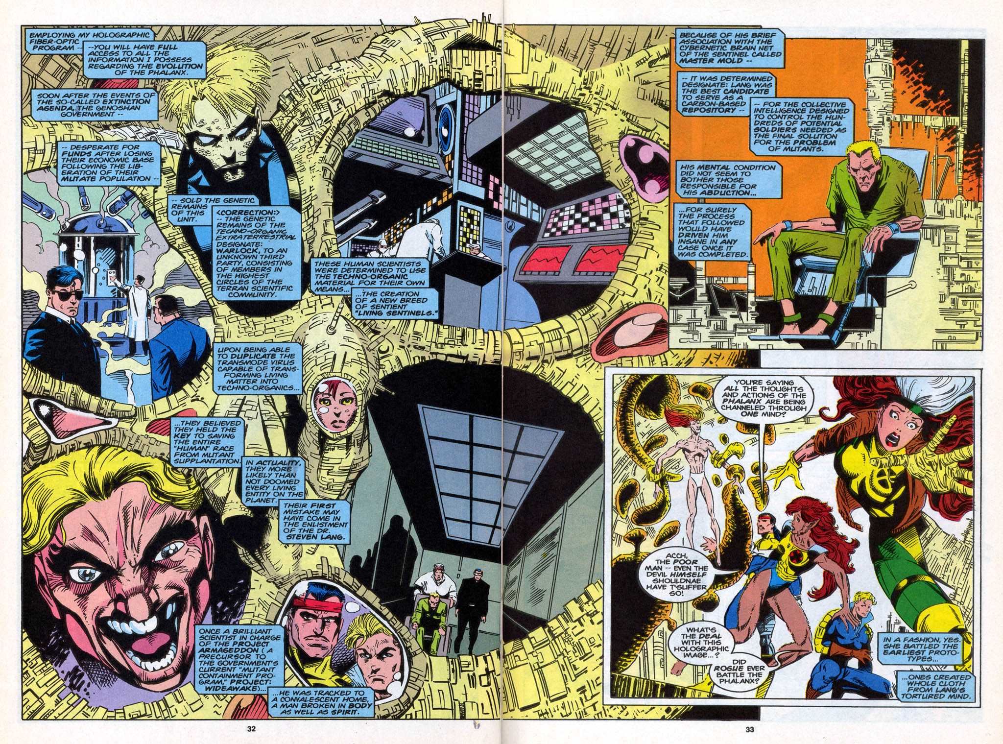 Read online X-Factor (1986) comic -  Issue #106 - 33