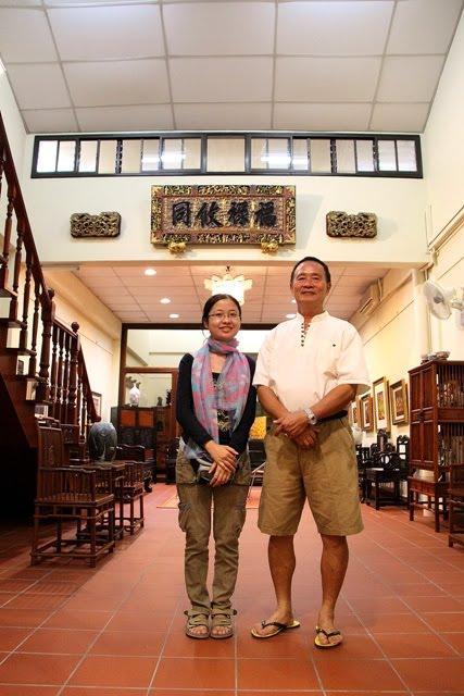 林金海马六甲著名画家 Lim Kim Hai art gallery,