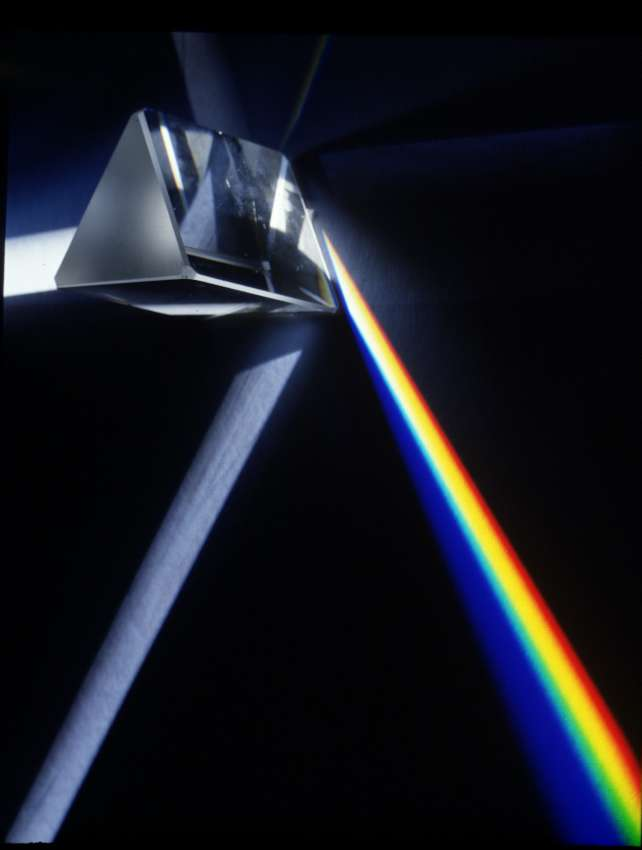 Circle Squared: REFRACTED LIGHT