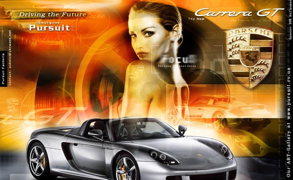 Wallpaper Mobil Sport Cantik