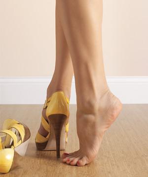 Feet i silver sandals mules heels pies sexys en tacones 8