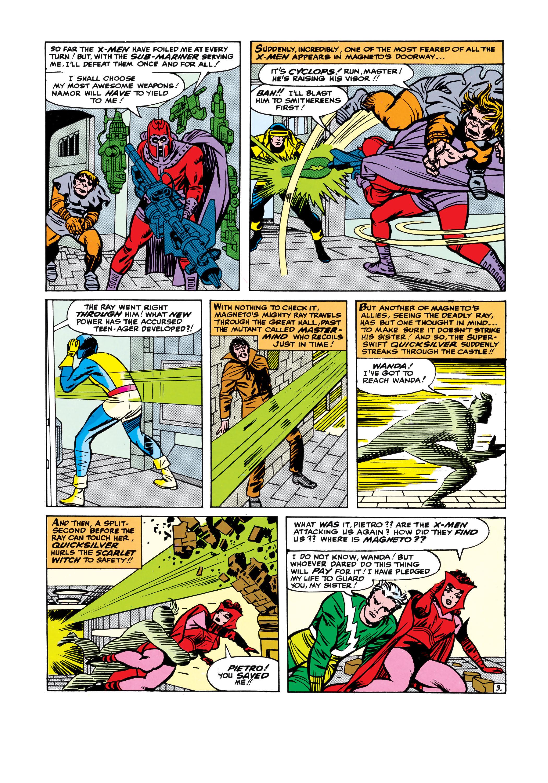 Uncanny X-Men (1963) 6 Page 3