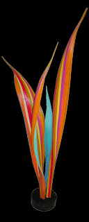 The Artwork Of David K Griffin My New Palm Pod Sculptures