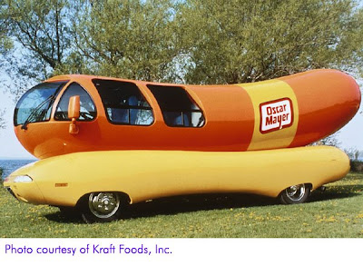fileunderi the oscar mayer wienermobile is illegal. Black Bedroom Furniture Sets. Home Design Ideas