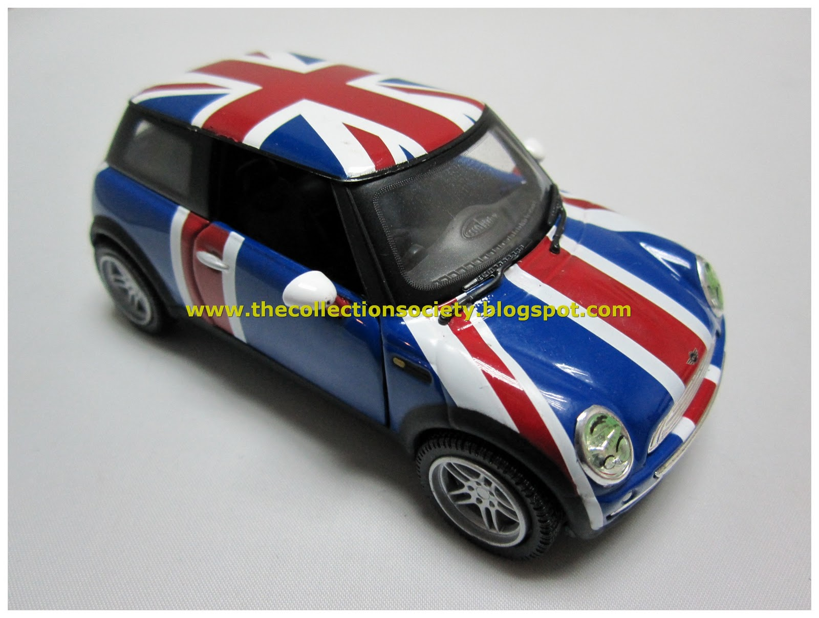 absolute diecast by tcs group corgi mini cooper new. Black Bedroom Furniture Sets. Home Design Ideas