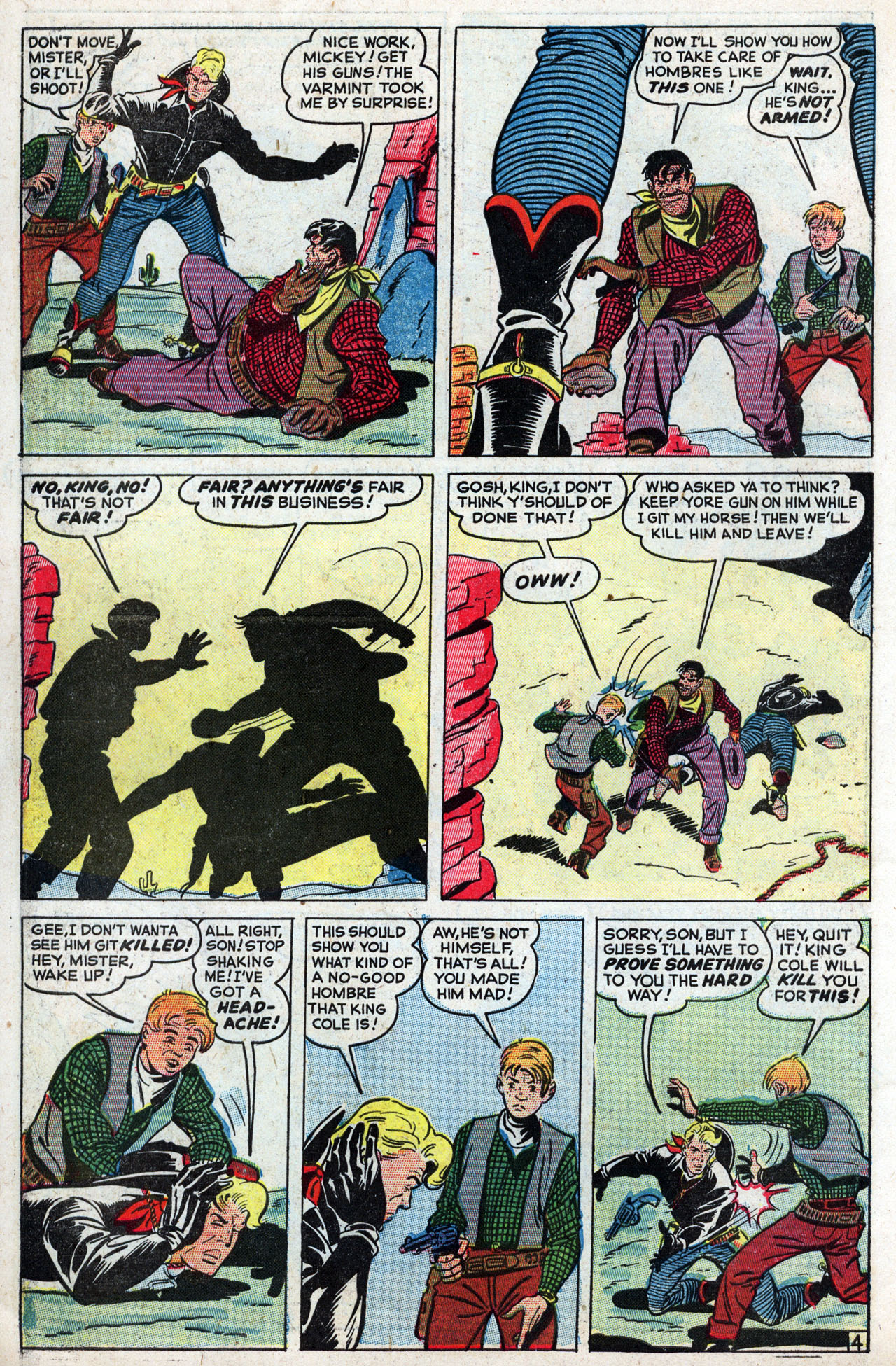 Read online Two-Gun Kid comic -  Issue #3 - 6