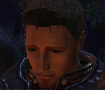 Sad Alistair