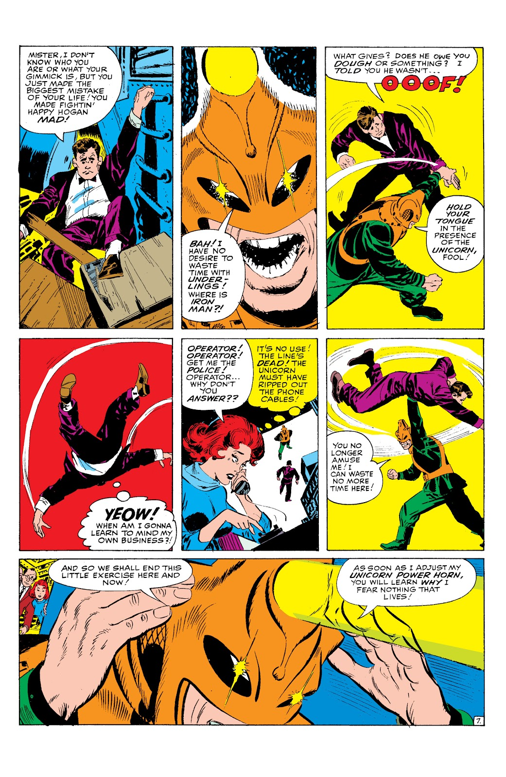 Read online Marvel Masterworks: The Invincible Iron Man comic -  Issue # TPB 2 (Part 1) - 88