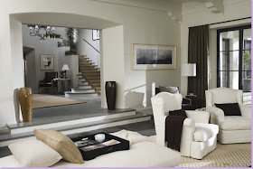 Architect Design Step Down Living Rooms