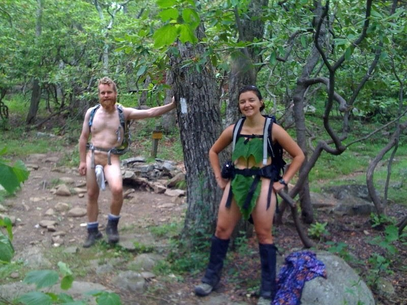 Your Hometown Hiker: Hike Naked Day