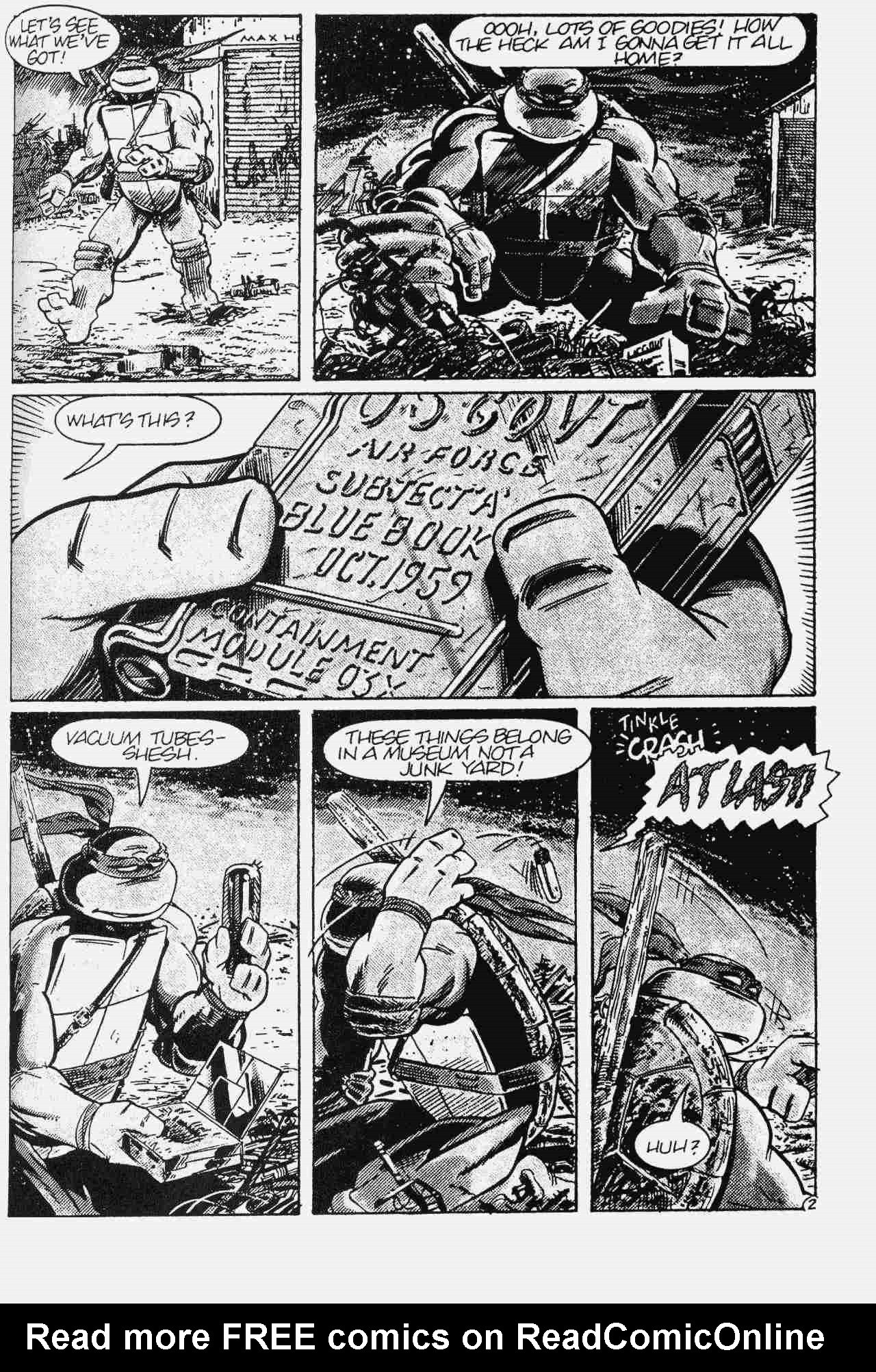 Read online Shell Shock comic -  Issue # Full - 23
