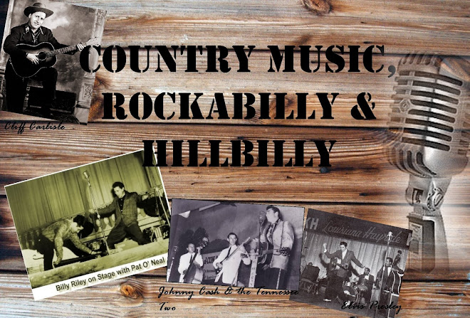 Country Music, Rockabilly and Hillbilly