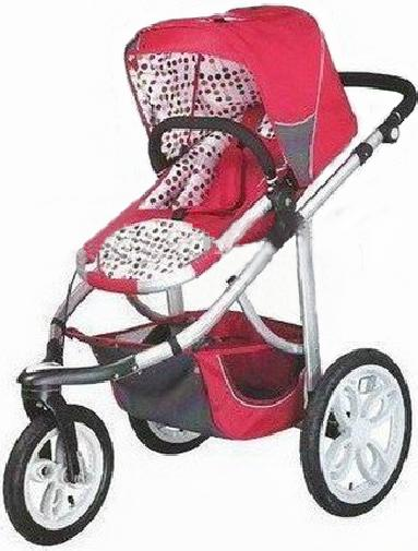 WELCOME TO SOFEA'S BOUTIQUE: BABY STROLLER 3 WHEELS LUXURY ...