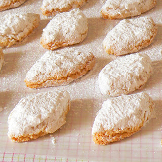 Ricciarelli - Jolis macarons de Sienne