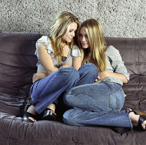 Olsen Twins Lesbian Kiss 112