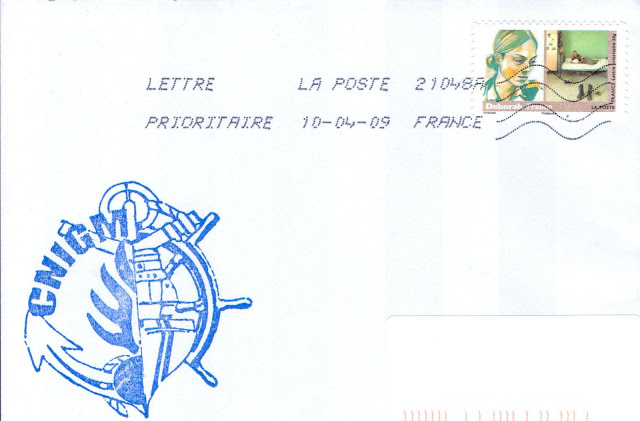 La marcophilie navale cnigm gendarmerie maritime marine for Gendarmerie interieur gouv