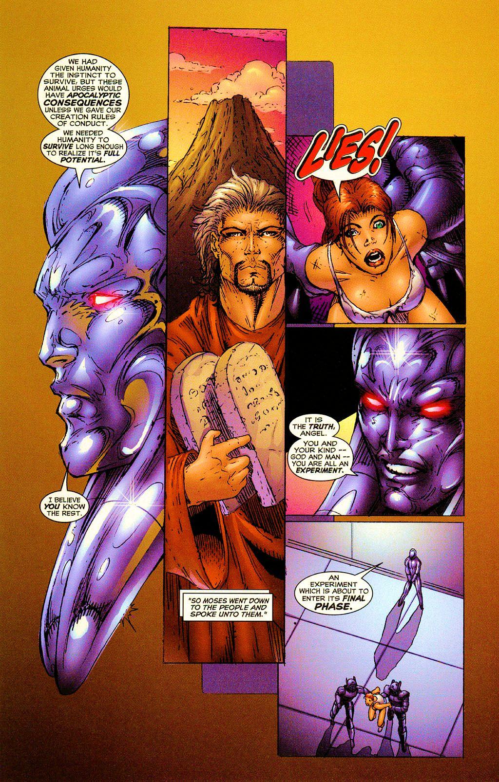 Read online Avengelyne (1999) comic -  Issue #Avengelyne (1999) Full - 13