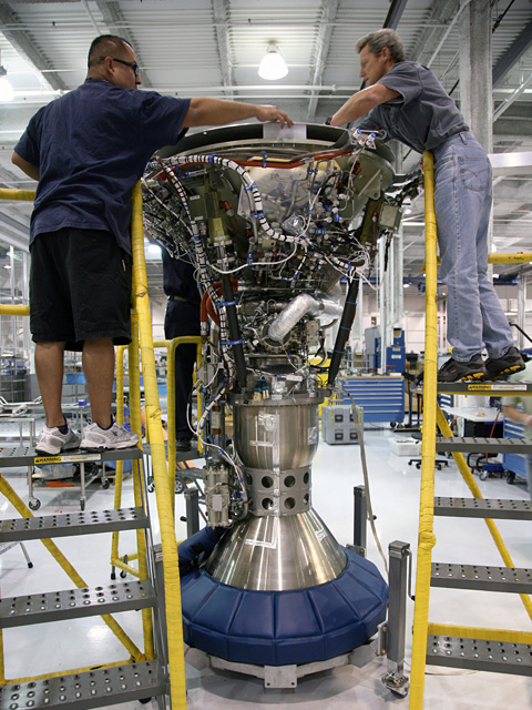 Falcon 9 Engines (page 4) - Pics about space
