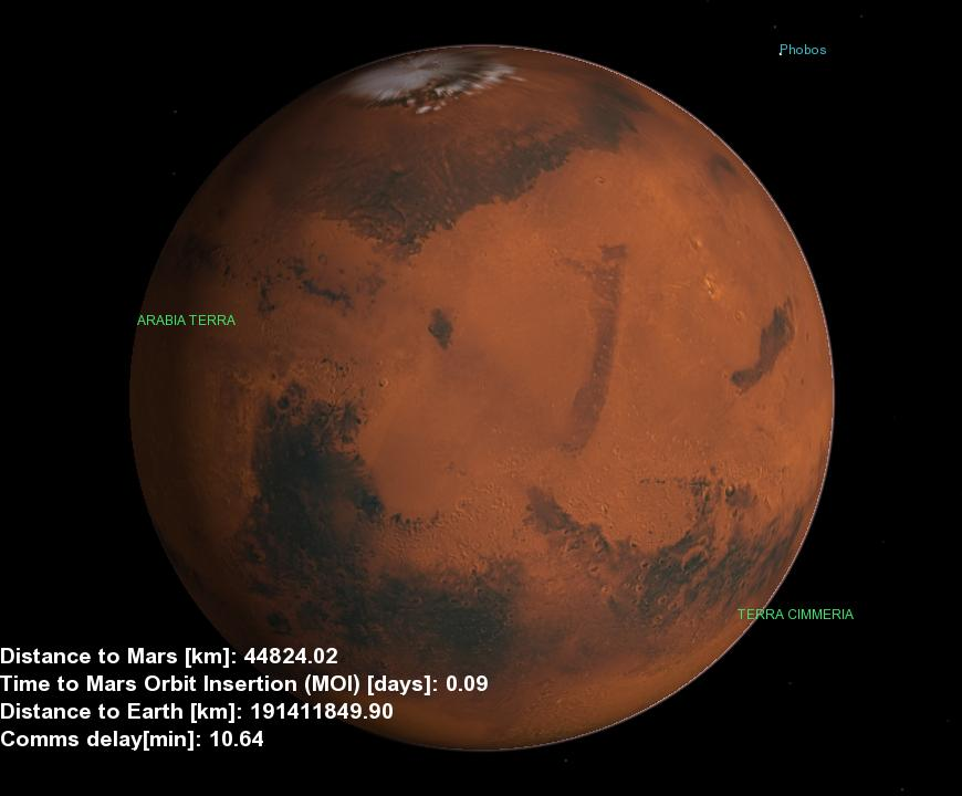 real pictures of mars the planet - photo #18