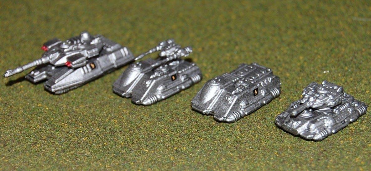 6mm Miniatures