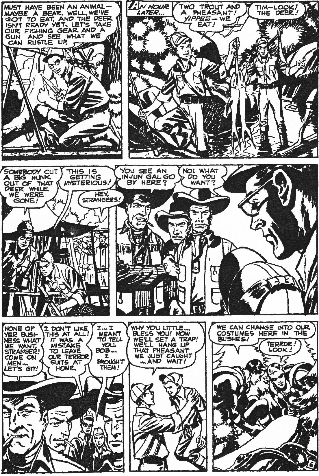Read online Men of Mystery Comics comic -  Issue #84 - 10
