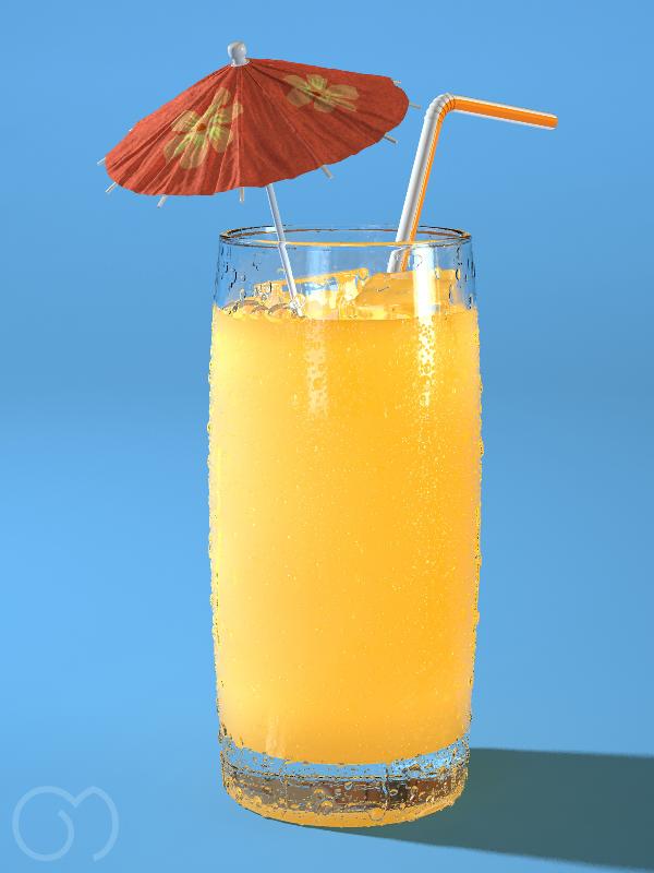 goodmesh net: Orange Juice