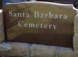 All Sufficient God Church: Santa Barbara Cemetery