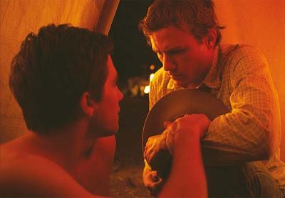Jake gyllenhaal heath ledger sex scene