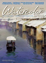 Revista Watercolor Artist