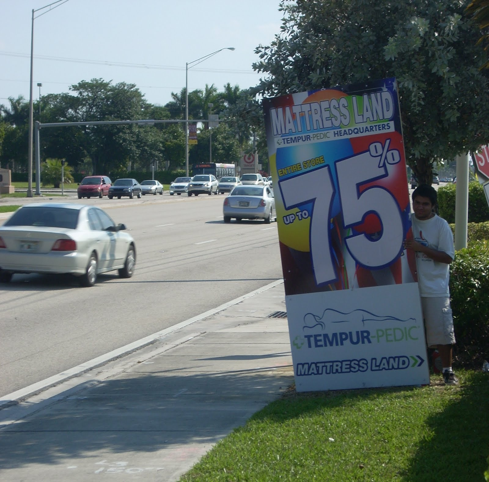 Sign Flipping: Sign-Flippers And Human Billboards