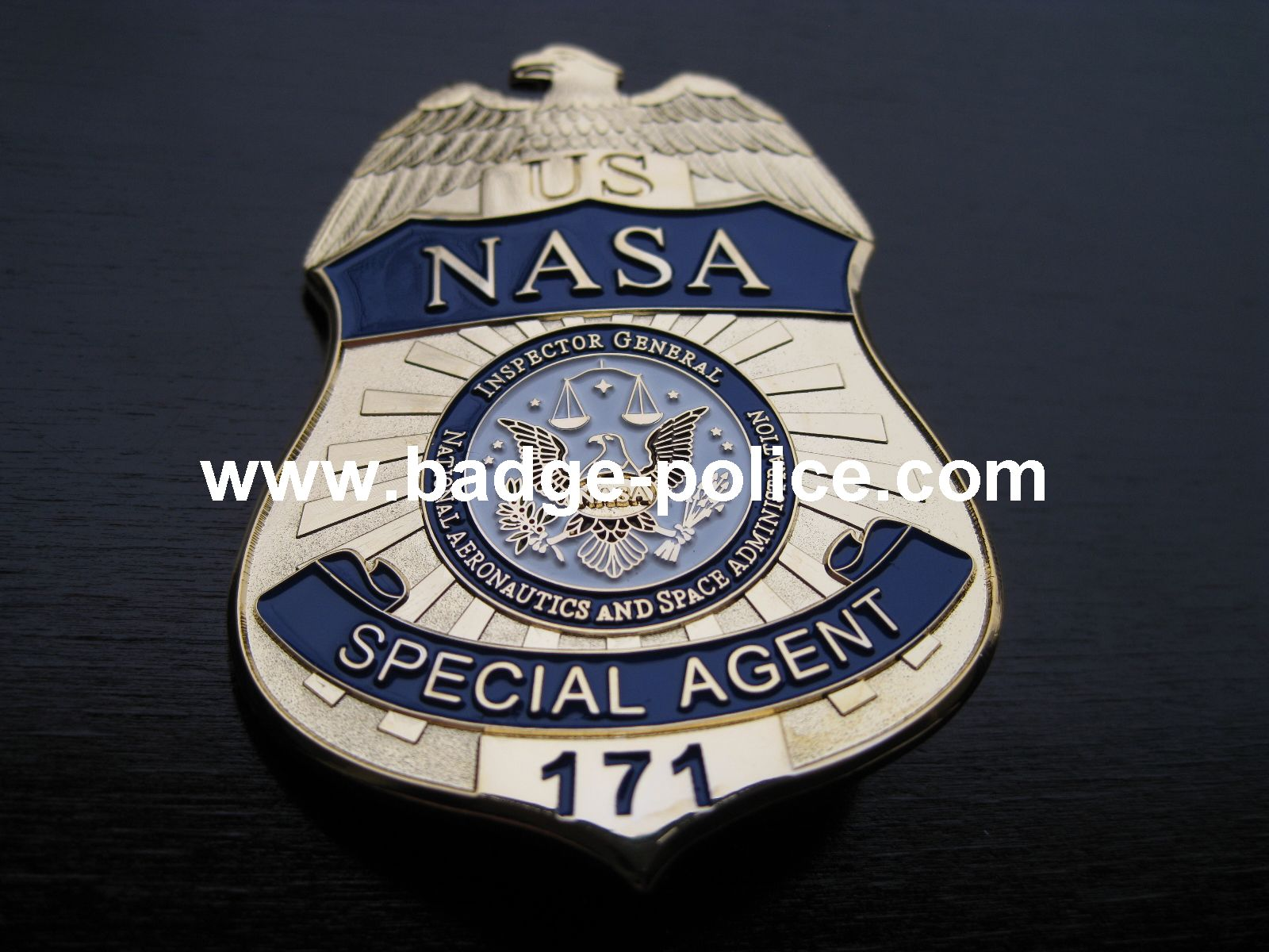 NASA Protective Services Badge (page 2) - Pics about space