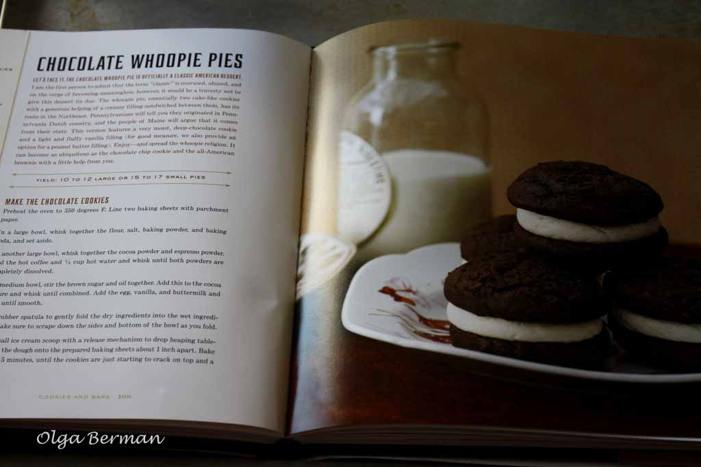 Mango & Tomato: Baking whoopie pies with Mary and Jenna
