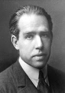 The young Niels Bohr
