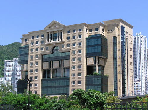 攝人絮語 Blogging Photography: 香港中央圖書館