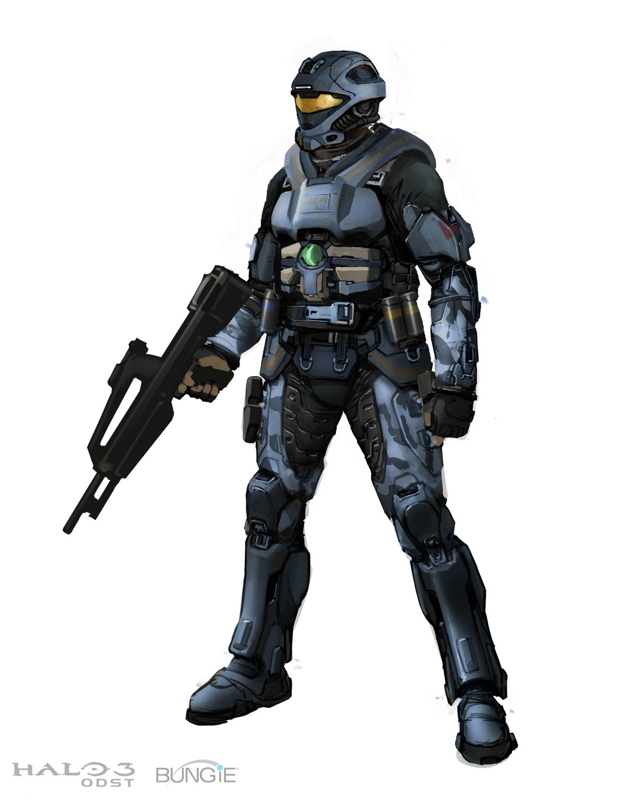 Halo Waypoint: Halo 3 ODST