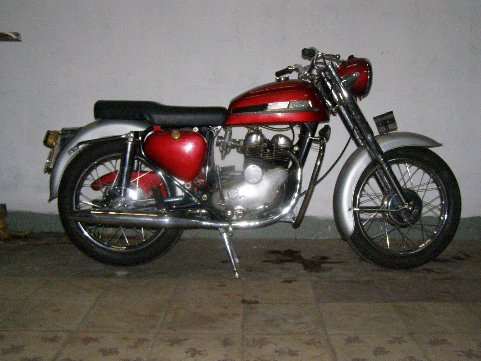 Motor Klasik Sepeda Tel Dan Barang Antik Dijual NORTON NAVIGATOR