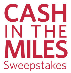 Delta Cash In the Miles Sweeps