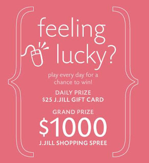 The J. Jill Feeling Lucky Sweepstakes