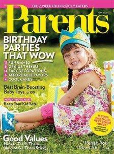 2-Year Subscription to Parents Magazine for FREE