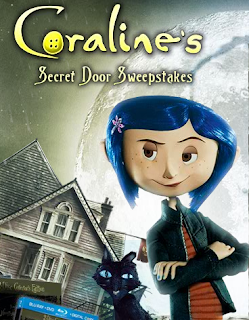 Coraline's Secret Door $10,000 Sweepstakes and Instant Win Game
