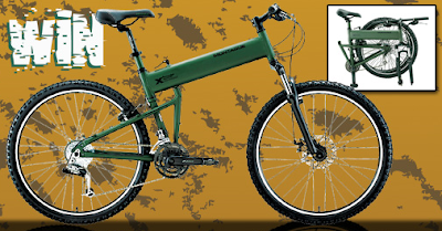 Win A Montague Paratrooper Mountain Bike Sweepstakes